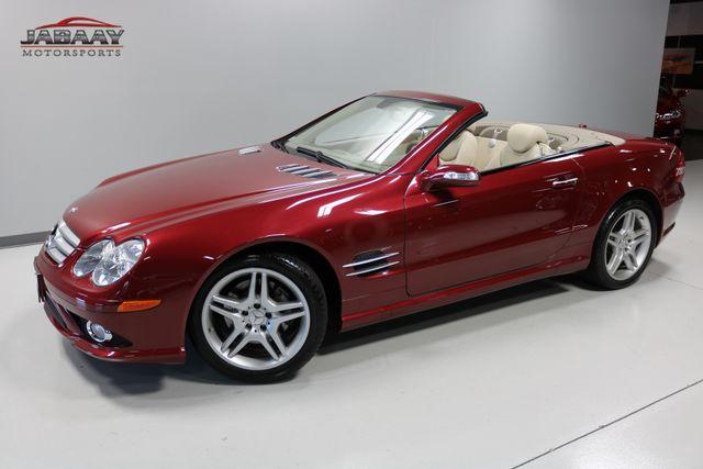 2007 Mercedes-Benz SL550 5.5L V8 Merrillville, Indiana 29