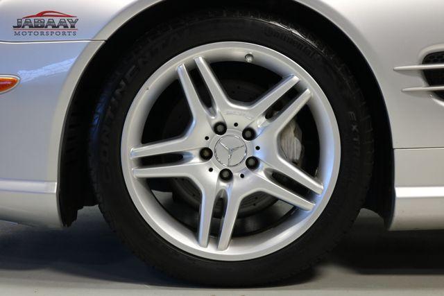 2007 Mercedes-Benz SL550 5.5L V8 Merrillville, Indiana 42