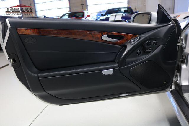 2007 Mercedes-Benz SL550 5.5L V8 Merrillville, Indiana 20