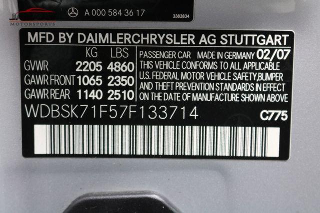 2007 Mercedes-Benz SL550 5.5L V8 Merrillville, Indiana 46
