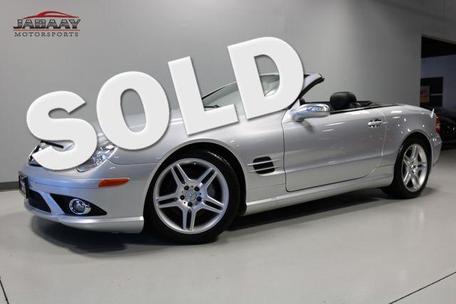 2007 Mercedes-Benz SL550 5.5L V8 Merrillville, Indiana 0