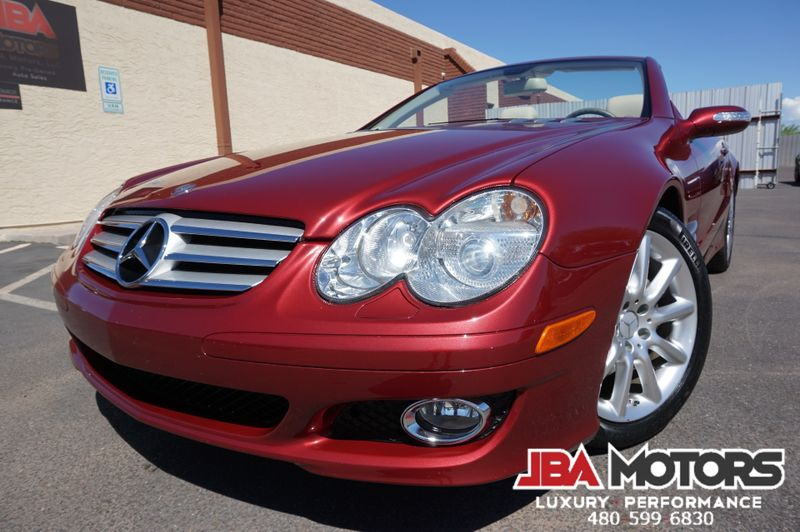 2007 Mercedes-Benz SL550 Convertible Roadster SL Class 550 ~ ONLY 30k Miles | MESA, AZ | JBA MOTORS in MESA AZ