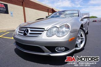 2007 Mercedes-Benz SL550 AMG Sport SL Class 550 Convertible Pano Roof   MESA, AZ   JBA MOTORS in Mesa AZ