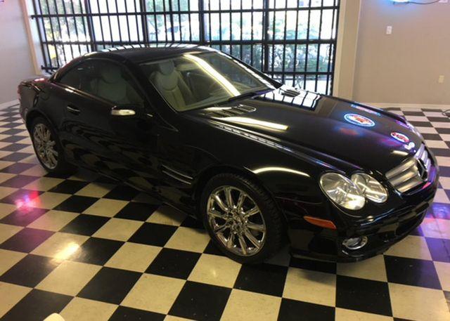 2007 Mercedes-Benz SL550 5.5L V8 in Mustang OK, 73064