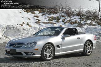 2007 Mercedes-Benz SL550 5.5L V8 Naugatuck, Connecticut