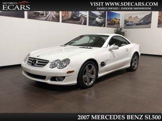 2007 Mercedes-Benz SL550 5.5L V8 in San Diego, CA 92126