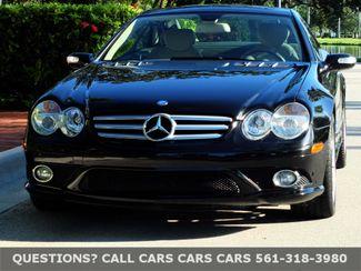 2007 Mercedes Benz SL550 5.5L V8 West Palm Beach, Florida
