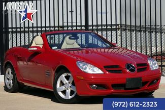 2007 Mercedes-Benz SLK Class Clean Carfax SLK280 in Plano, Texas 75093