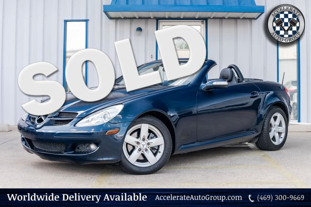 2007 Mercedes-Benz SLK280 3.0L in Rowlett