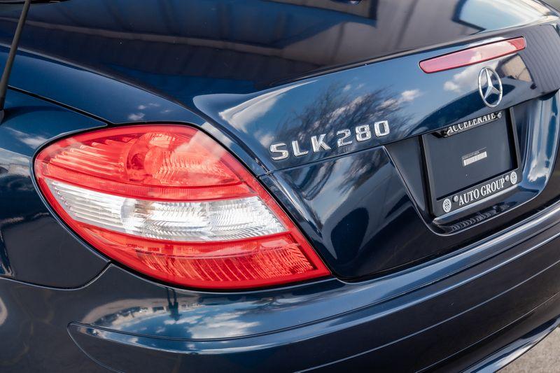 2007 Mercedes-Benz SLK280 3.0L in Rowlett, Texas