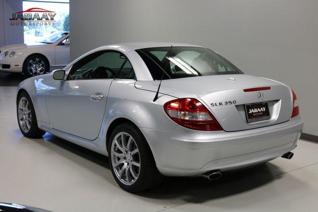 2007 Mercedes-Benz SLK350 3.5L Merrillville, Indiana 23