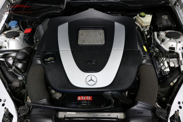 2007 Mercedes-Benz SLK350 3.5L Merrillville, Indiana 8