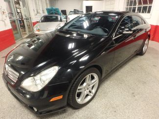 2007 Mercedes Cls550 Stunning LOOKS, AWESOME POWER,  COMPLETELY LOADED. Saint Louis Park, MN 7