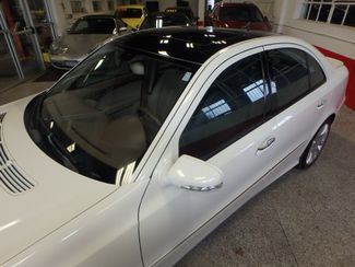 2007 Mercedes E350 4-Matic, SHARP SEDAN, BLACK  ROOF, Saint Louis Park, MN 22