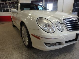 2007 Mercedes E350 4-Matic, SHARP SEDAN, BLACK  ROOF, Saint Louis Park, MN 18
