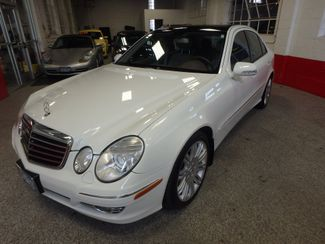 2007 Mercedes E350 4-Matic, SHARP SEDAN, BLACK  ROOF, Saint Louis Park, MN 7