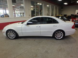 2007 Mercedes E350 4-Matic, SHARP SEDAN, BLACK  ROOF, Saint Louis Park, MN 8