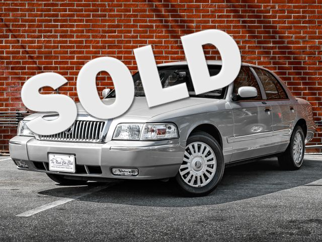 2007 Mercury Grand Marquis LS Burbank, CA