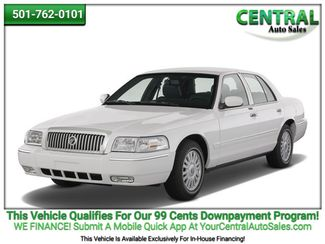 2007 Mercury Grand Marquis LS | Hot Springs, AR | Central Auto Sales in Hot Springs AR