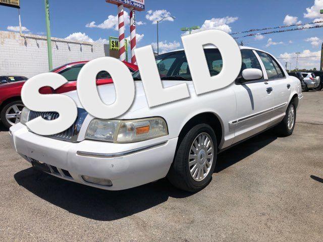 2007 Mercury Grand Marquis LS CAR PROS AUTO CENTER (702) 405-9905 Las Vegas, Nevada