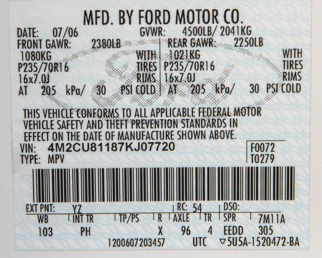 2007 Mercury Mariner Luxury Burbank, CA 27