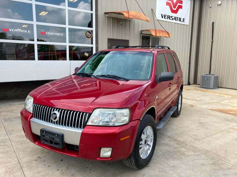 2007 Mercury Mariner Luxury  in , Ohio