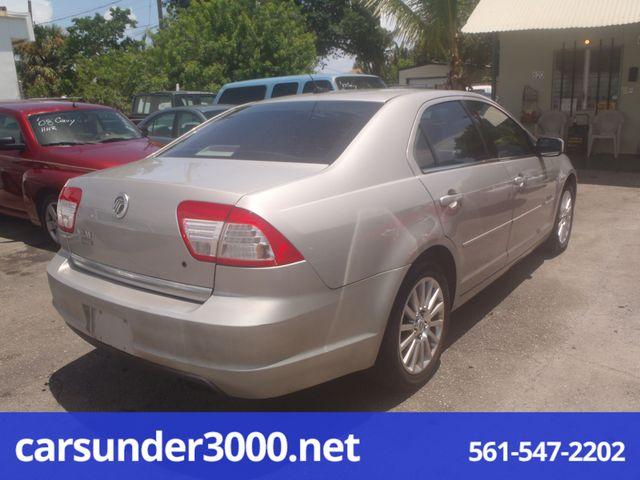 2007 Mercury Milan Premier Lake Worth , Florida 2
