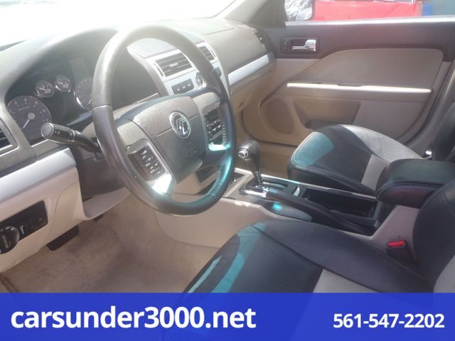 2007 Mercury Milan Premier Lake Worth , Florida 4