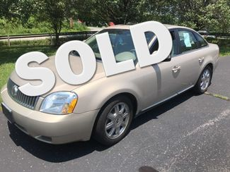2007 Mercury Montego Premier Knoxville, Tennessee