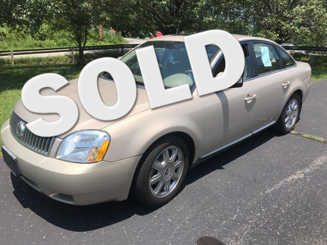 2007 Mercury-3 Owner!! Gm'S Personal Family Car!! Montego-MINT AND LOADED!! Premier-BUY HERE PAY HERE!! Knoxville, Tennessee