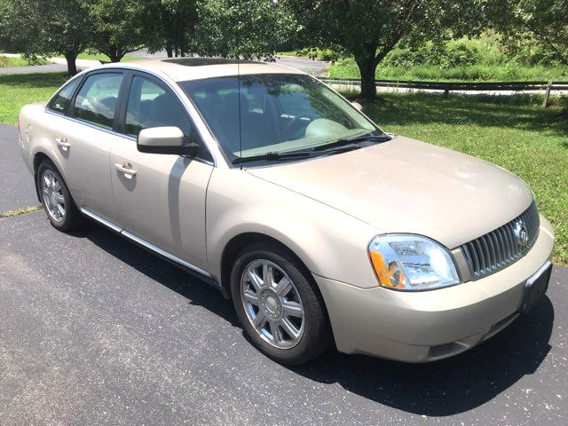 2007 Mercury-3 Owner!! Gm'S Personal Family Car!! Montego-MINT AND LOADED!! Premier-BUY HERE PAY HERE!! Knoxville, Tennessee 3