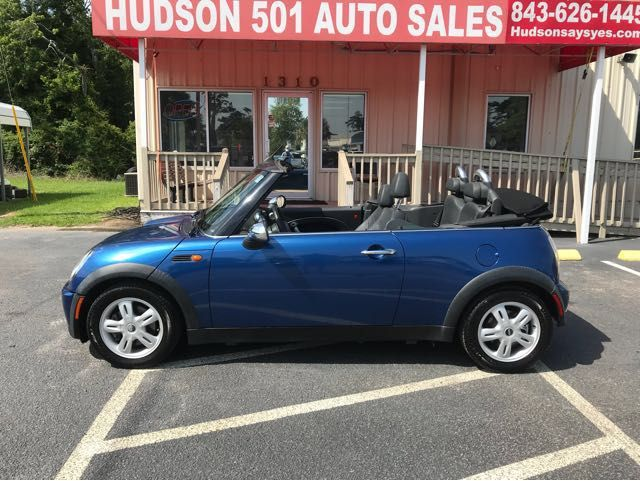 2007 Mini Convertible in Myrtle Beach South Carolina