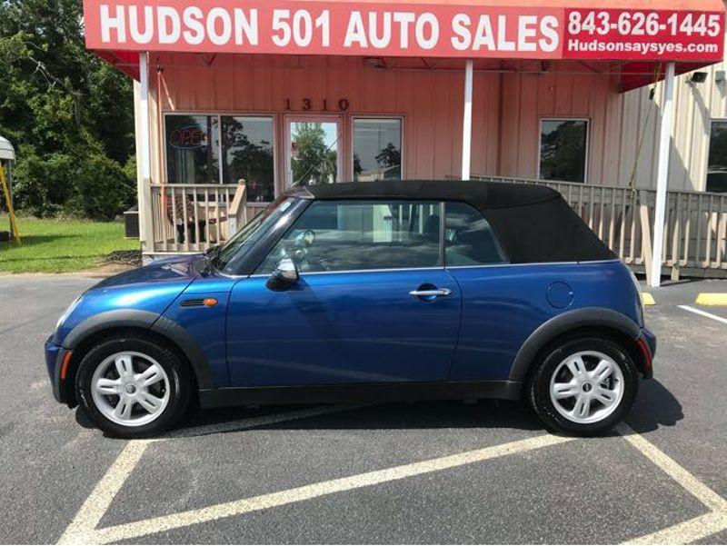 2007 Mini Convertible Convertible | Myrtle Beach, South Carolina | Hudson Auto Sales in Myrtle Beach South Carolina