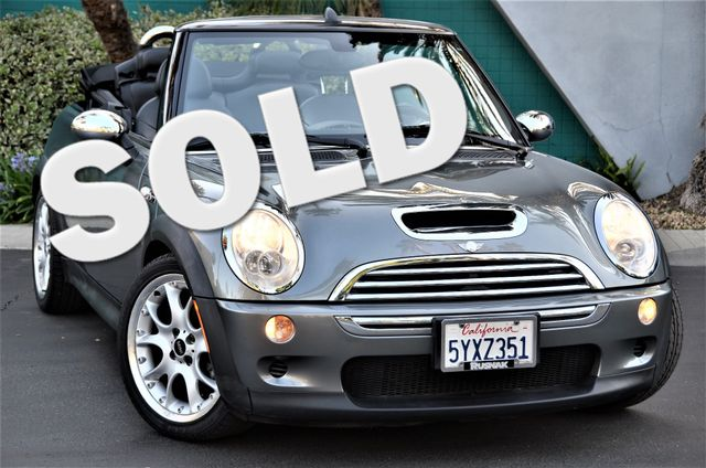 2007 Mini Convertible S Reseda, CA