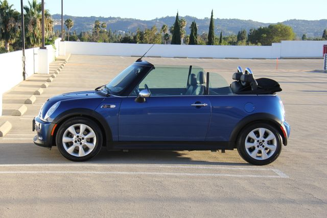 2007 Mini Convertible S Reseda, CA 11