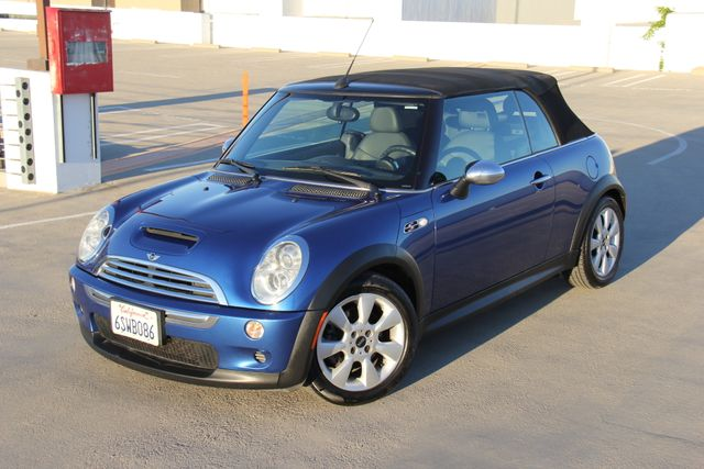 2007 Mini Convertible S Reseda, CA 22