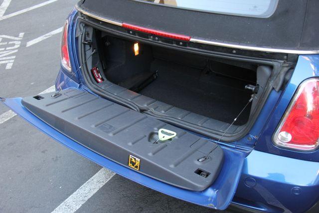 2007 Mini Convertible S Reseda, CA 23