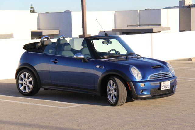 2007 Mini Convertible S Reseda, CA 4
