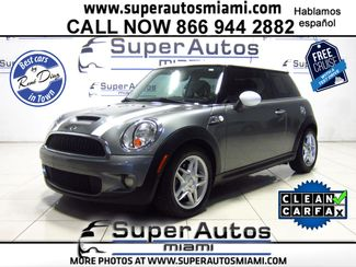 2007 Mini Cooper S Premium Package Turbocharged in Doral FL, 33166