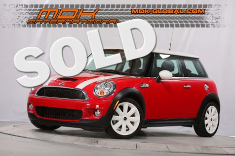 2007 Mini Hardtop S - Sport pkg - Manual - Xenon in Los Angeles