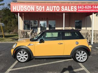 2007 Mini Hardtop S | Myrtle Beach, South Carolina | Hudson Auto Sales in Myrtle Beach South Carolina