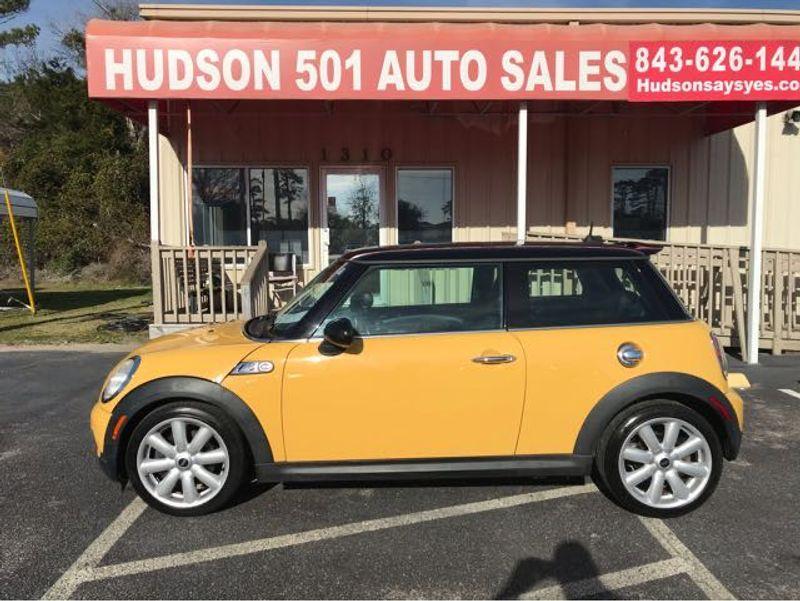 2007 Mini Hardtop S   Myrtle Beach, South Carolina   Hudson Auto Sales in Myrtle Beach South Carolina