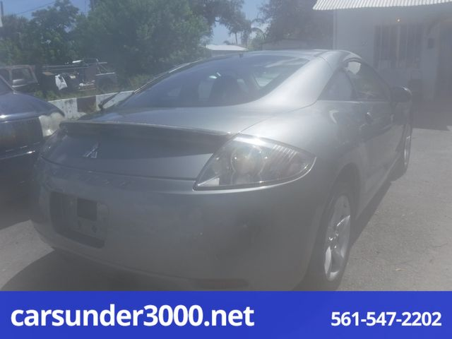 2007 Mitsubishi Eclipse GS Lake Worth , Florida 3