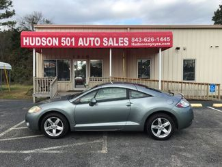 2007 Mitsubishi Eclipse GS | Myrtle Beach, South Carolina | Hudson Auto Sales in Myrtle Beach South Carolina
