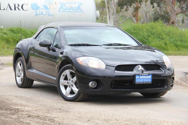 2007 Mitsubishi Eclipse GS Santa Clarita, CA 3