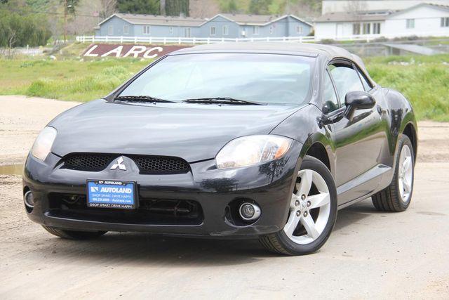 2007 Mitsubishi Eclipse GS Santa Clarita, CA 4