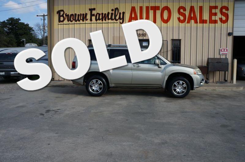 2007 Mitsubishi Endeavor SE | Houston, TX | Brown Family Auto Sales in Houston TX