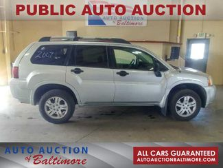 2007 Mitsubishi Endeavor LS | JOPPA, MD | Auto Auction of Baltimore  in Joppa MD