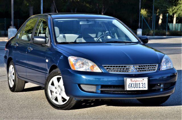 2007 Mitsubishi Lancer ES