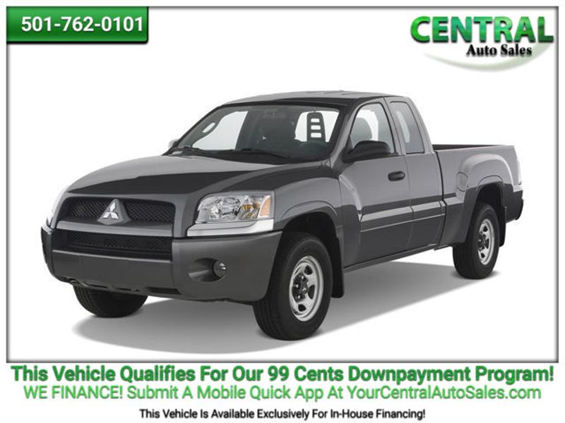 2007 Mitsubishi Raider LS | Hot Springs, AR | Central Auto Sales in Hot Springs AR